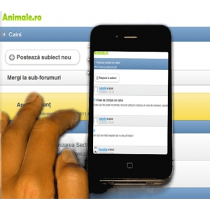 animalero-a-lansat-versiunea-pentru-telefoane-mobile-a-forumului
