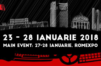 Bucharest Gaming Week_23-28 ianuarie