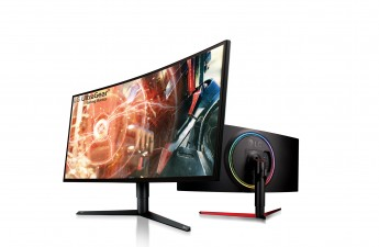 LG UltraGear Gaming Monitor