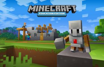 Minecraft pentru Educatie