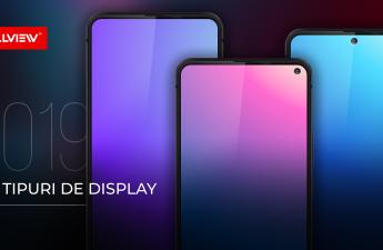 display noua serie X